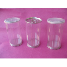300ml Pet Cans with Lids (SAPJQ-001)